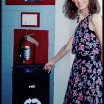 A Tribute to Gretchen Brewer, Pioneer Recycler