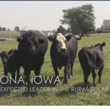 Video: A Solar Leader Emerges in Rural Iowa
