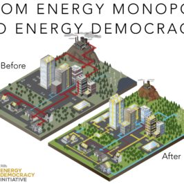 Energy Democracy in 4 Powerful Steps