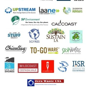 Alert From California Coalition Opposed to Plastic Industry Recycling Program