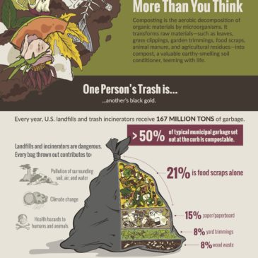 Posters: Compost Impacts More Than You Think