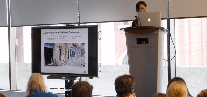 Watch: How Cities Can Create a Built Environment Where Local Businesses Thrive