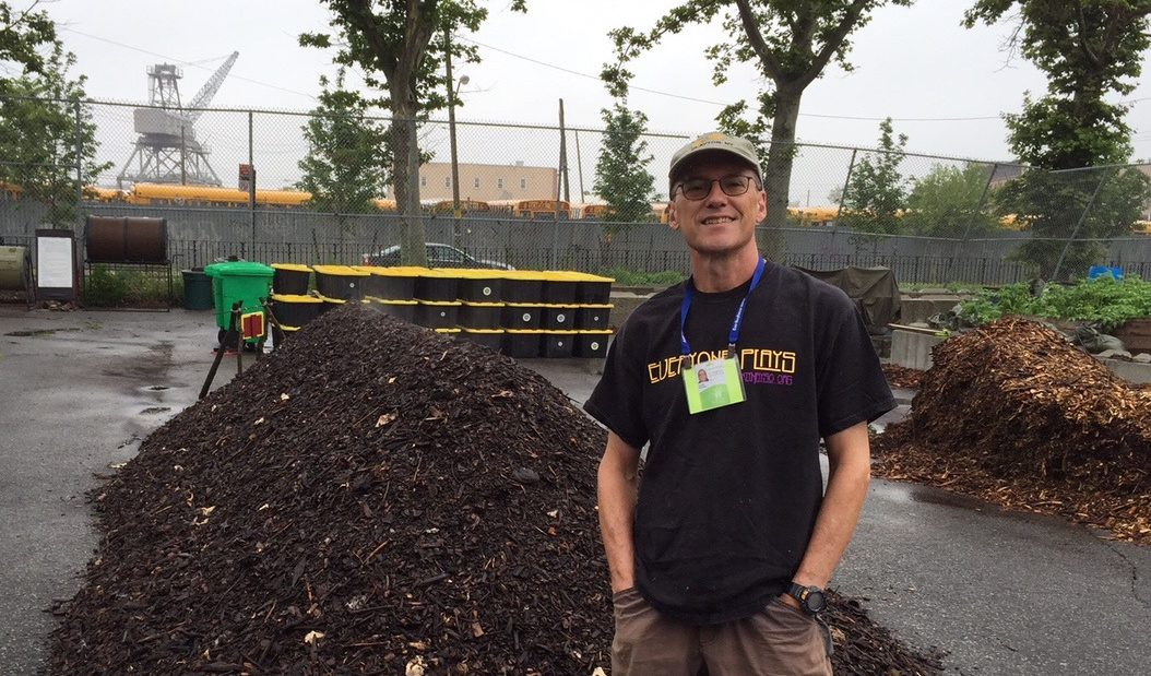 A Tribute To David Buckel Community Composting Giant Champion For Equality
