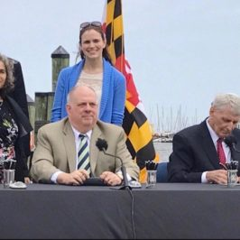 Press Release: Maryland Governor Hogan Signs ILSR-led Bipartisan Bills to Advance Composting