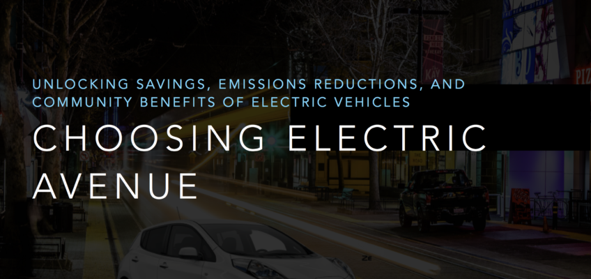 Video: Choosing the Electric Avenue, Electric Vehicles Webinar