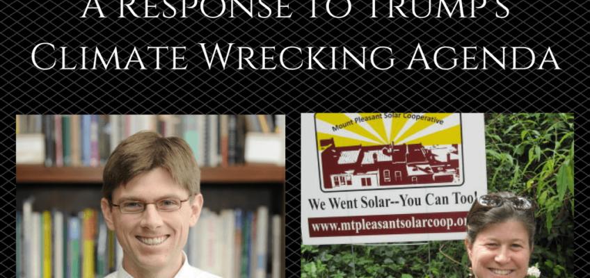 Recording: Energy Democracy – A Response to Trump's Climate Wrecking Agenda