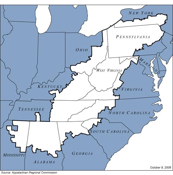 Access Appalachia: Internet Access for Rural America