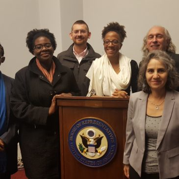 Brenda Platt Offers Insight at Congressional Hearing on Zero Waste Bill