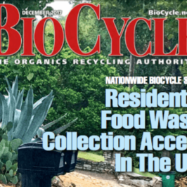 Press Release: Record Number of U.S. Households Have Access to Food Waste Collection