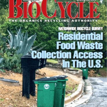 Survey of Residential Food Waste Collection Access in the U.S.