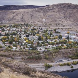 Community Of Coulee Dam Acquires Local Fiber For Future
