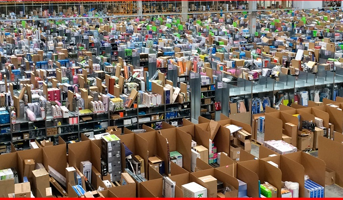 """Listen: How Amazon Swallowed the Economy on """"This Is Hell"""""""