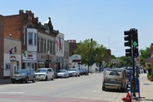 Decorah, Iowa via Flickr CC Robanov83