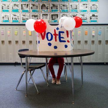 Vote! via Flickr CC Phil Roeder