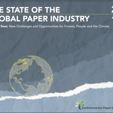 Working Partner Update: Environmental Paper Network