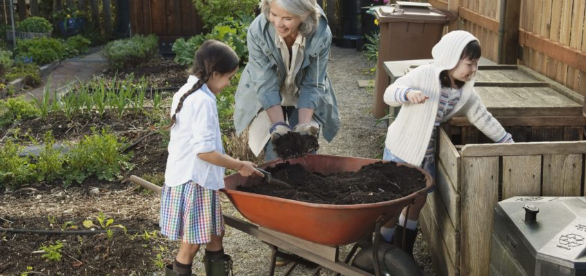 Yes! In My Backyard: A Home Composting Guide for Local Government