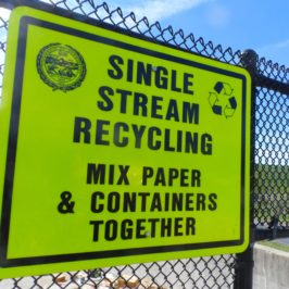 Single Stream Recycling: Explaining the Waste Knot