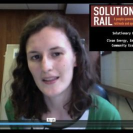 Video: Solutionary Perspectives Clean Energy, Community Economy, and Energy Democracy Webinar