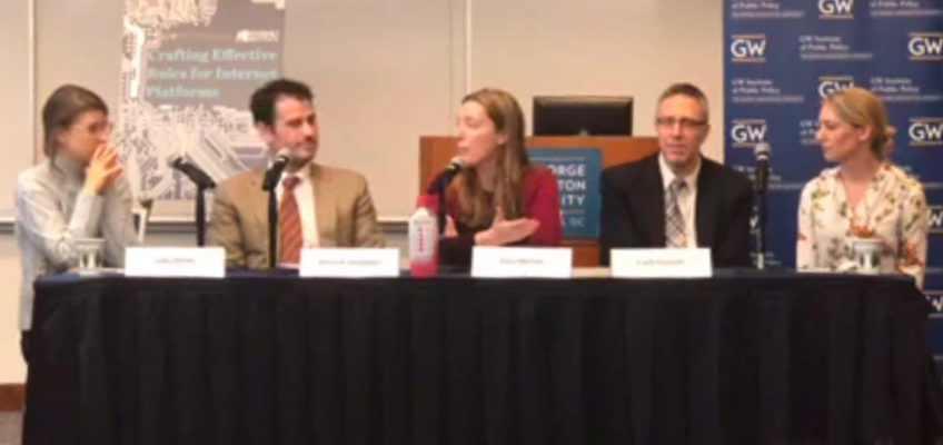 Watch: Panel Discussion on What to Do About Amazon