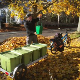 Upcoming Webinar: Bike-Powered Food Scrap Collection — Spotlight on Equipment