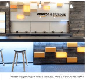 Amazon universities