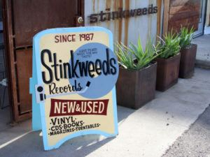 Photo of Stinkweeds record store