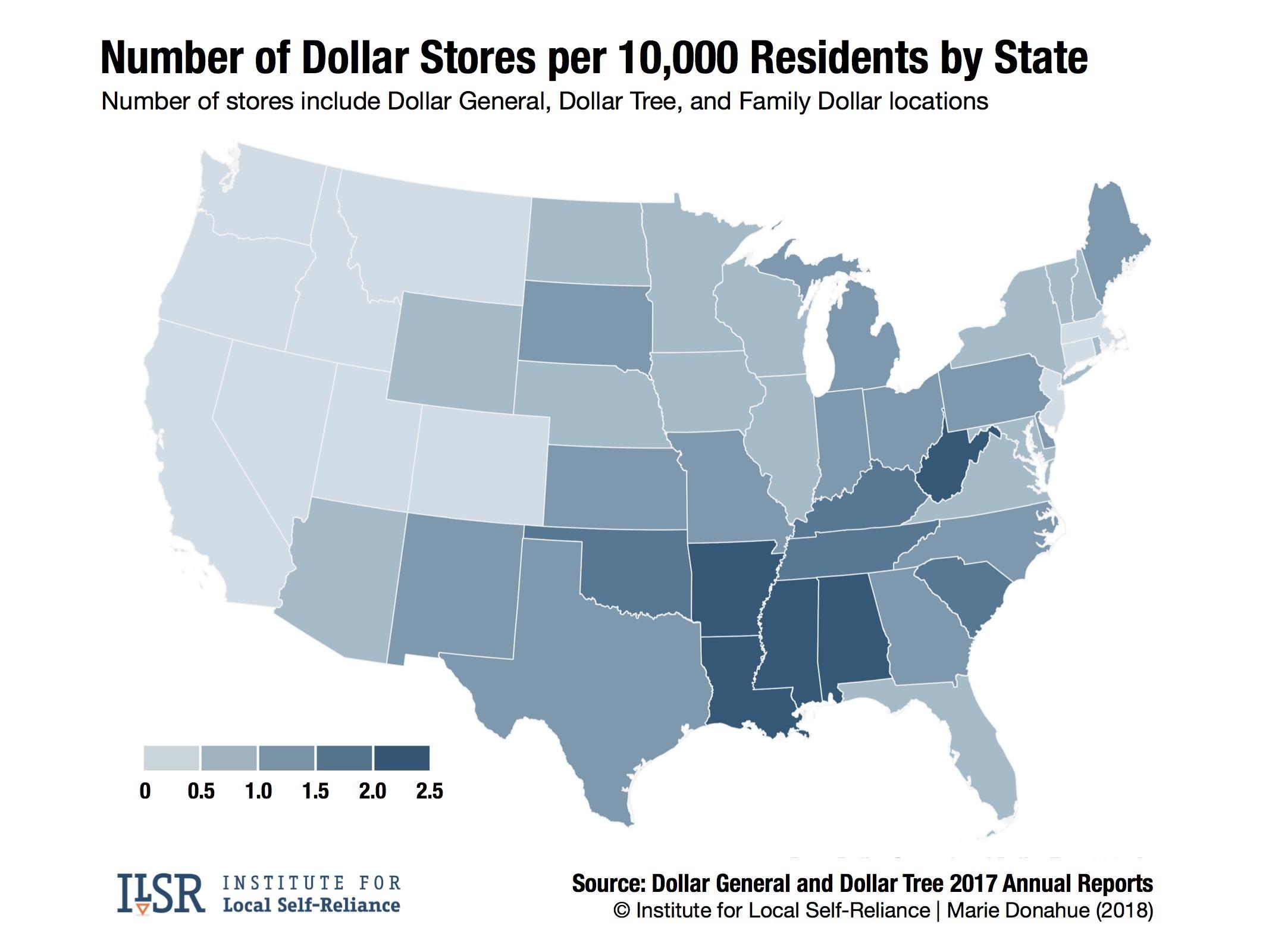 Dollar Stores Are Targeting Struggling Urban Neighborhoods