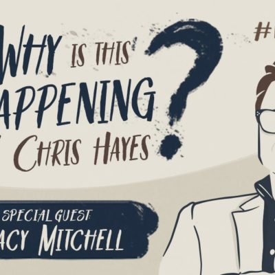 Chris Hayes podcast Amazon Stacy Mitchell