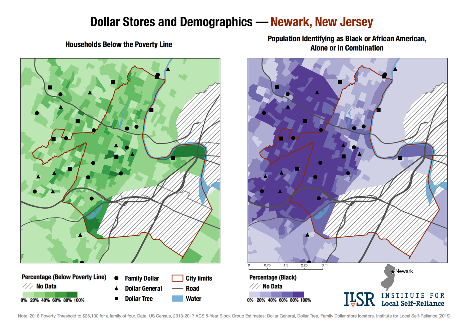 New Maps Show Alarming Pattern of Dollar Stores\' Spread in ...