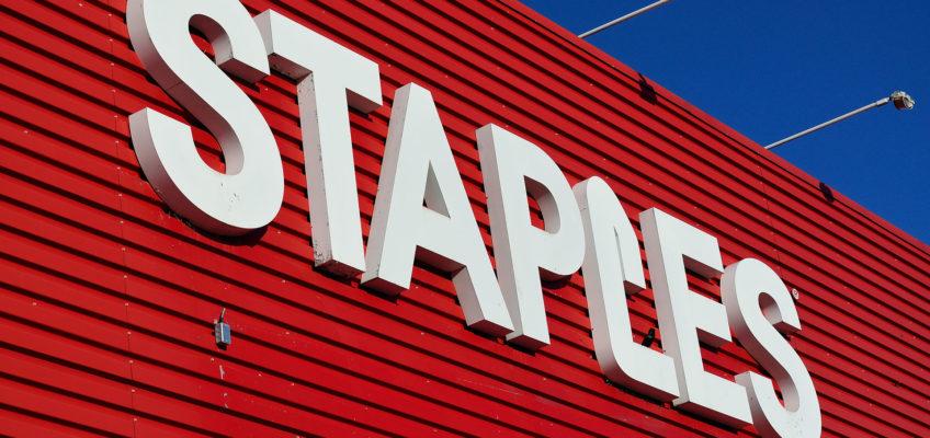Staples merger
