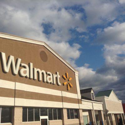 Image: Walmart Store