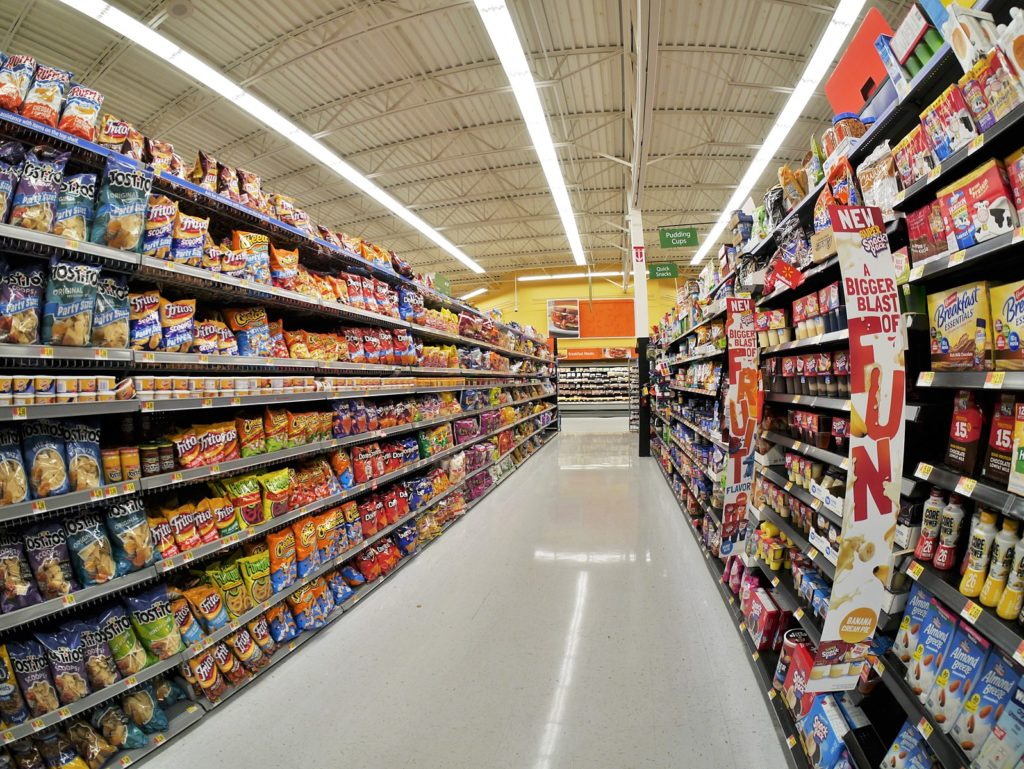 Walmart grocery monopoly