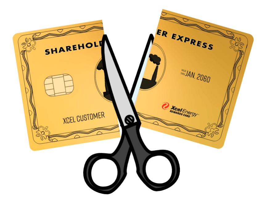 shareholder express card
