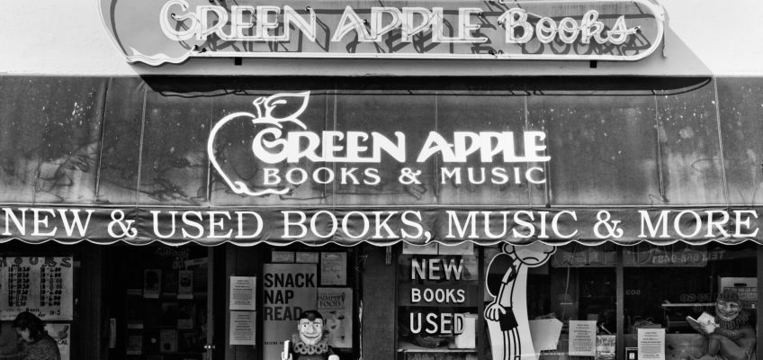 Photo: Green Apple Books
