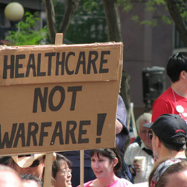 Of Health Care, War, Costs and Consequences