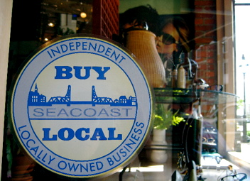 "Seacoast Local Urges Residents to ""Think Local First"""