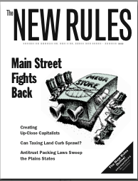 The New Rules Journal – Summer 1999