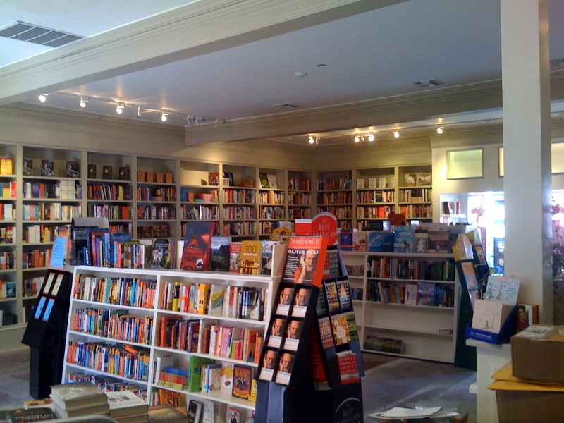 97 New Bookstores Opened in 2006