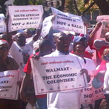 In South Africa, Wal-Mart Refuses to Buy Local, Threatens WTO Action, and Wins