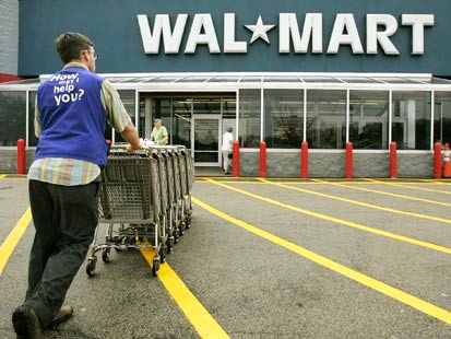 Wal-Mart Could Easily Pay $12 an Hour