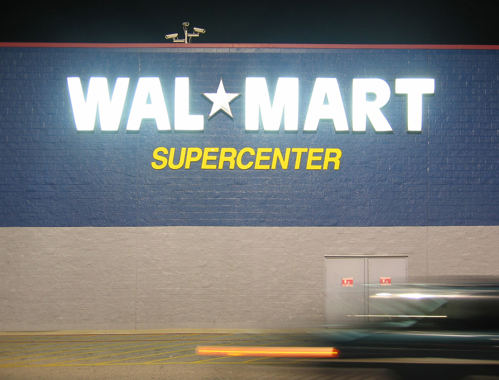 Putting Wal-Mart's Green Moves in Context