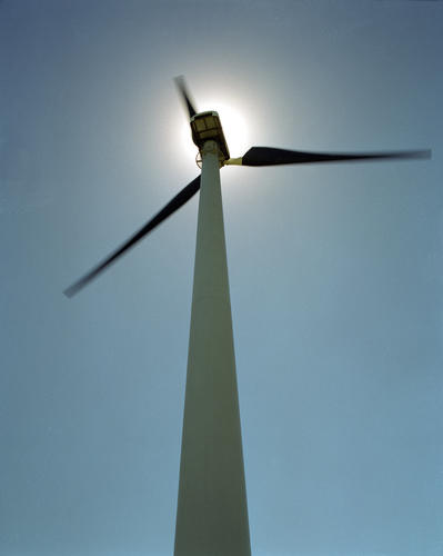 Federal Stimulus Cash Grant Gives Boost to Locally Owned Wind Power