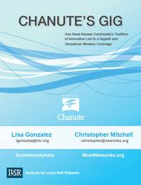 Broadband Communities Magazine Spotlights ILSR's Chanute Report