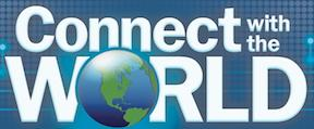 """Connect With the World"" in Mount Vernon on October 9"