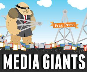 New Free Press Infographic: Stop the Corporate Cyclops From Gobbling Up Local Media